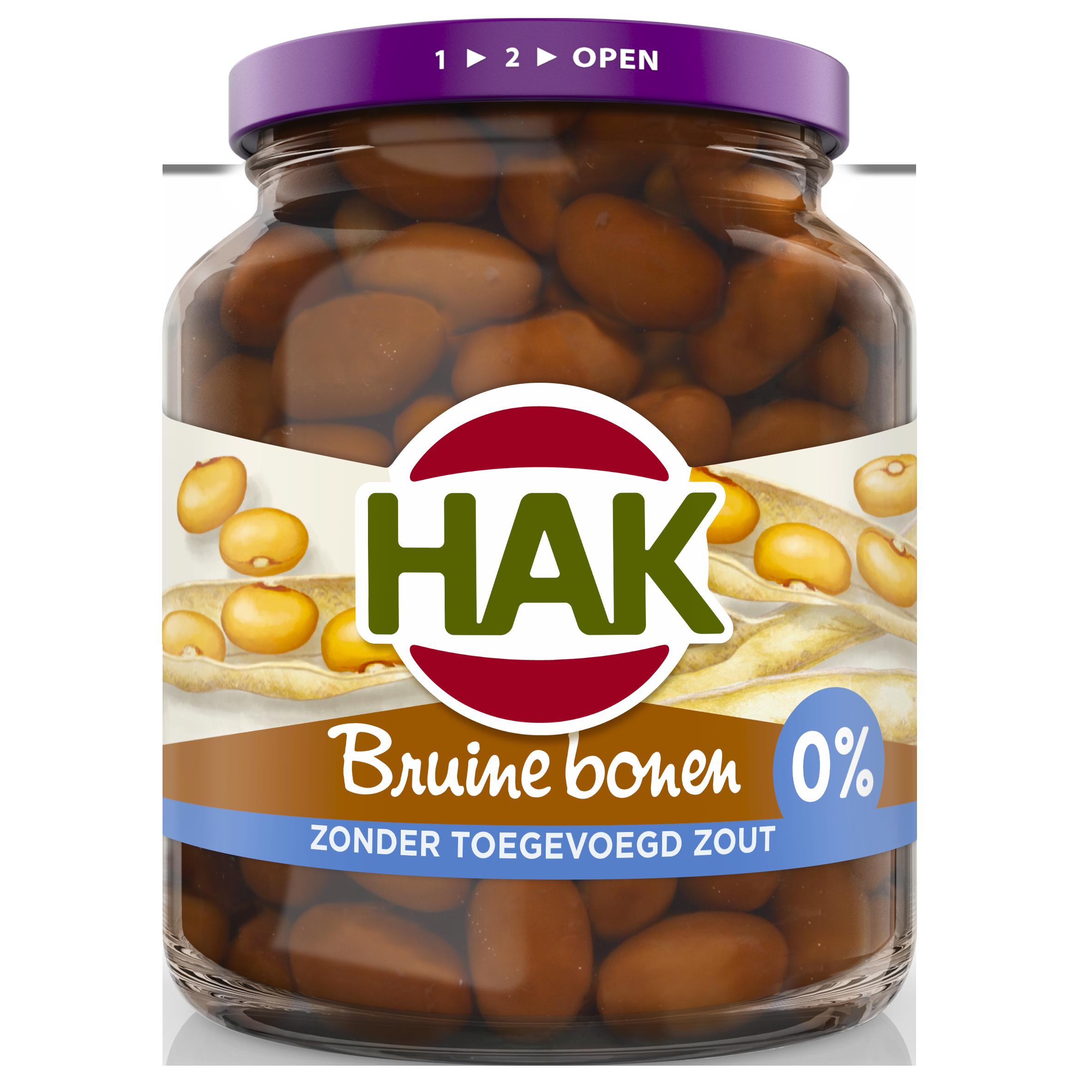 Hak Bruine Bonen 0 Zout 370 Nl 8720600605680 1710073 Front