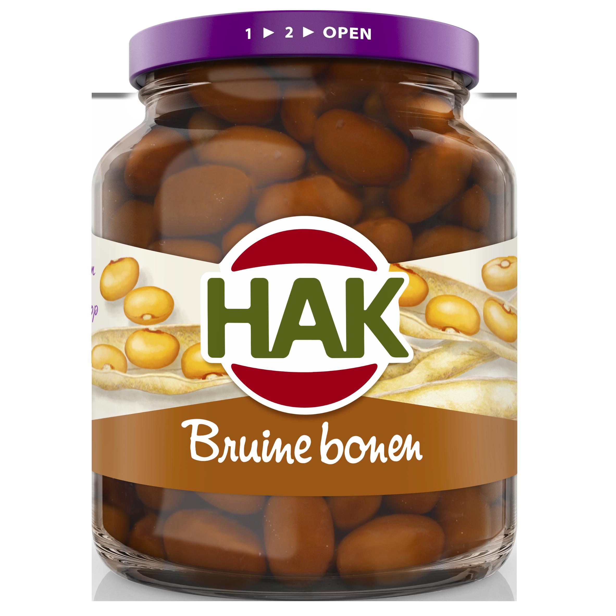 Hak Bruine Bonen 370 Nl 8720600612824 1710070 Front