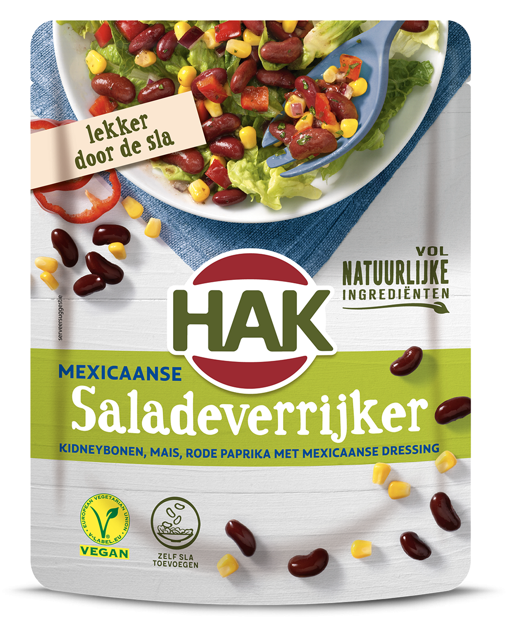 Hak Salade Verrijker Mexicaans 250G Nl Ean 8720600616051