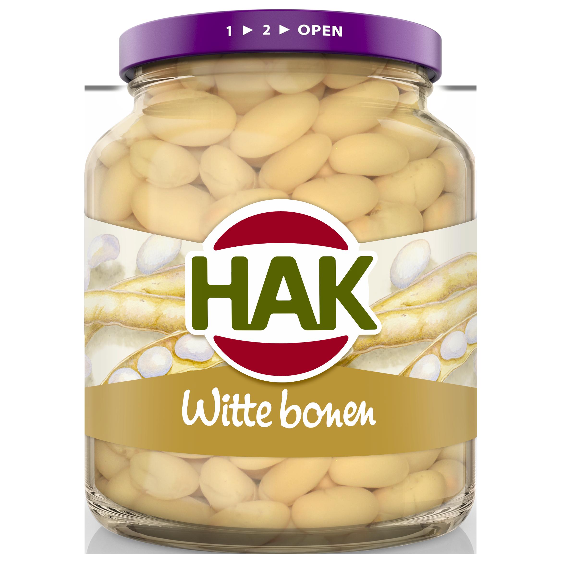 Hak Witte Bonen 370 Nl 8720600609022 1710129 Front