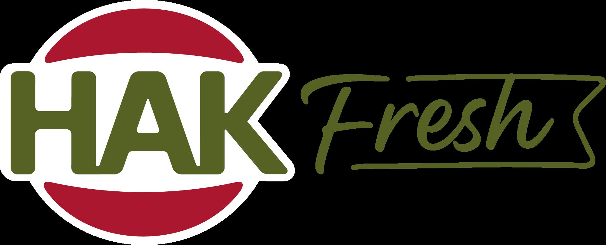 Hak Fresh Vlag Logo Lichte Ondergrond