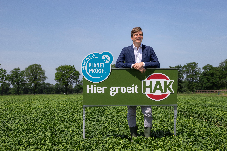 HAK CEO Timo Hoogeboom