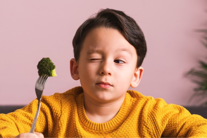 Kid greens