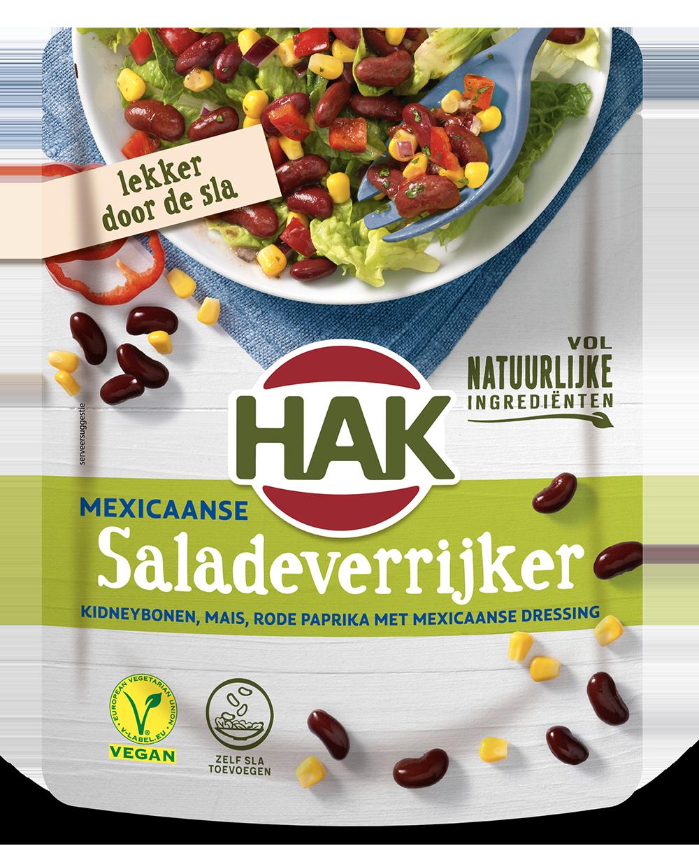 Hak Salade Verrijker Mexicaans