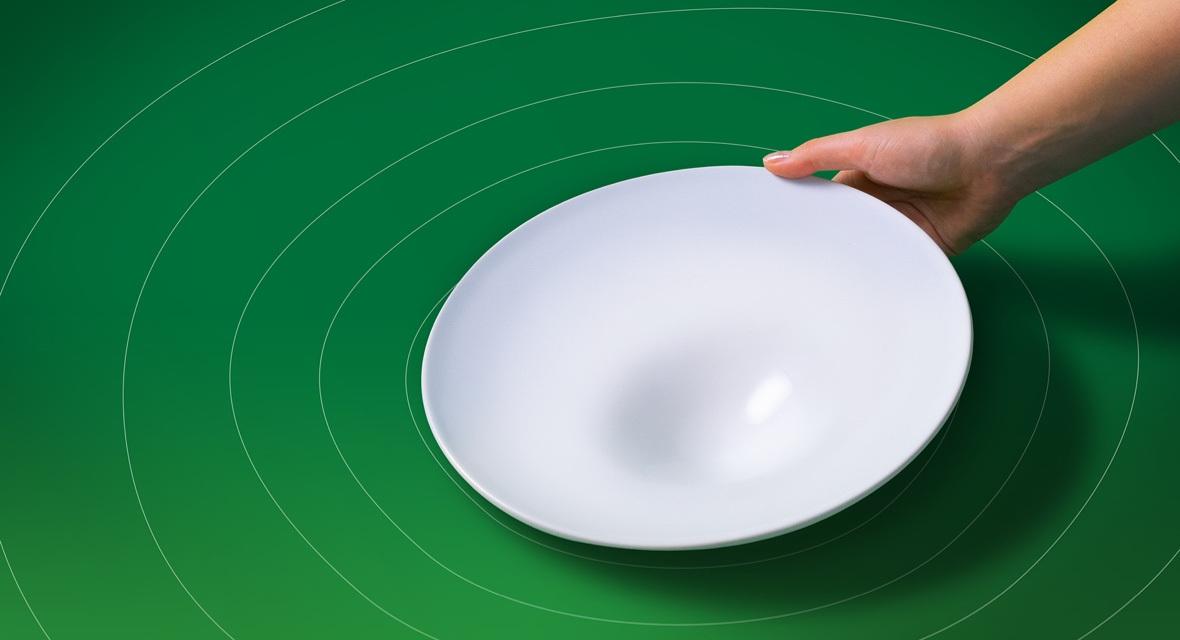 HAK KV Helpende bord witter