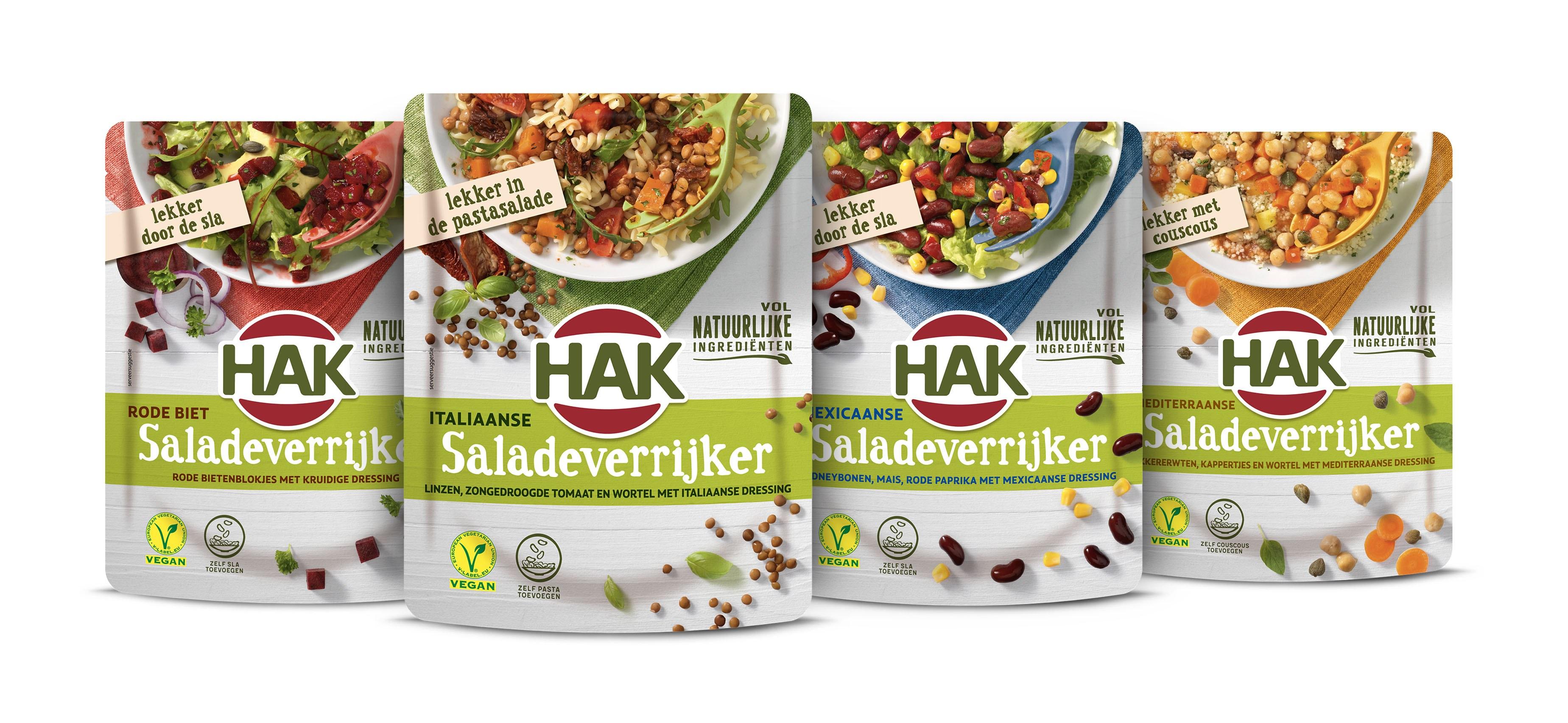 4 X Ps Hak Salade Verrijker