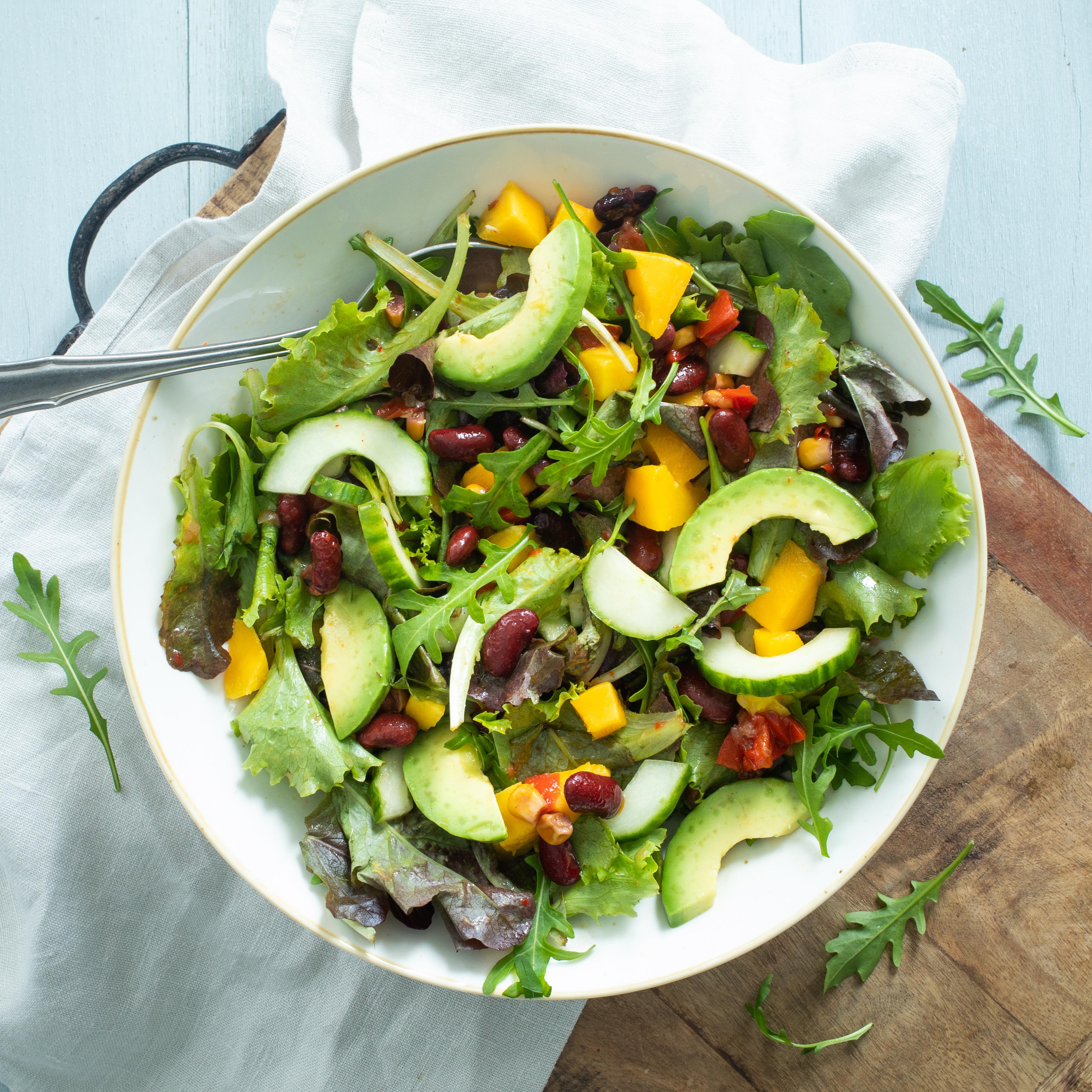 Hak Mex Salade Mango V