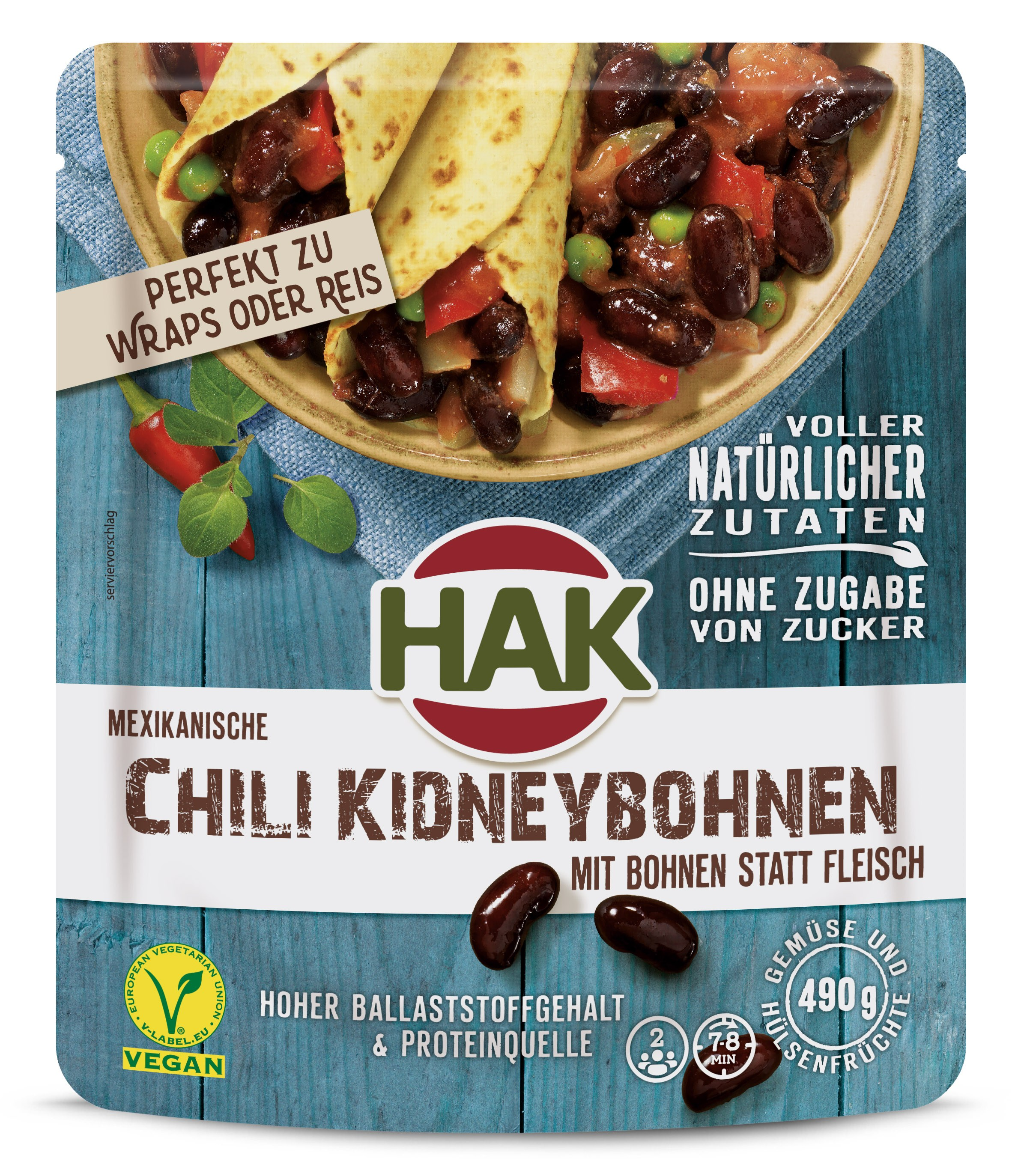Ps Hak De Kidneybonen Chilischotel