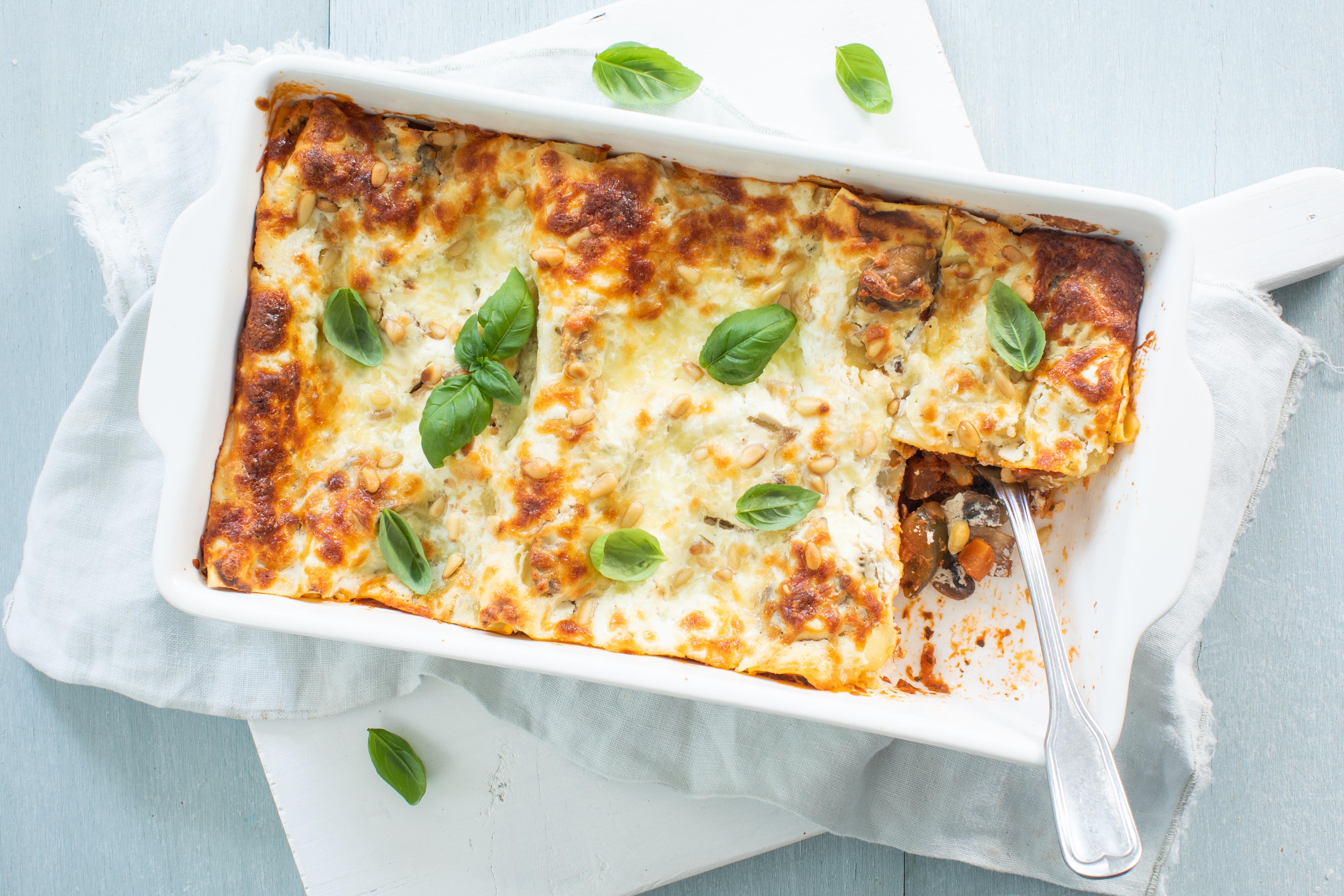 Vega lasagne 01