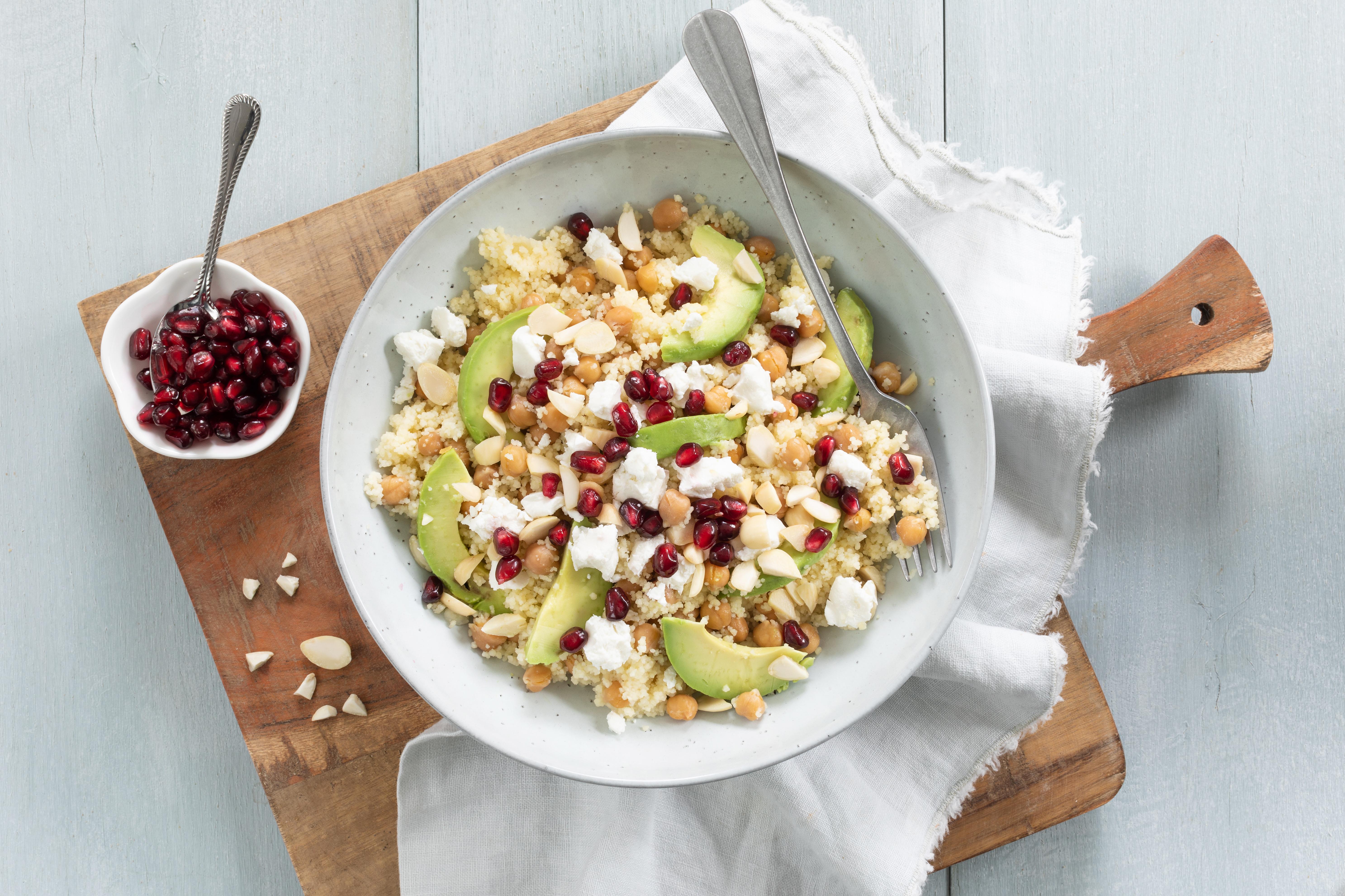 HAK Kikkererwten Couscous salade met kikkererwten 1 zonder product