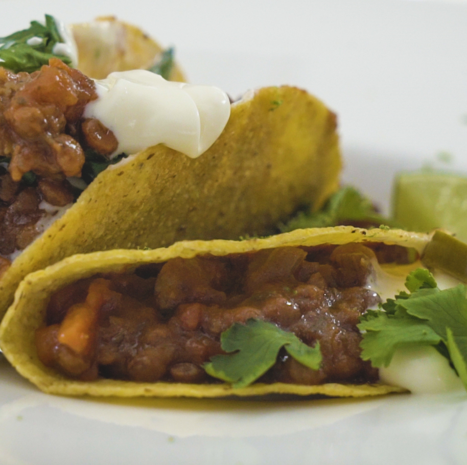 Tacos Met Bolognesesaus